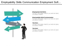 Employability Skills Communication Employment Soft Skills Business Critical Thinking Cpb