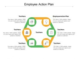 Employee Action Plan Ppt Powerpoint Presentation Infographic Template Cpb
