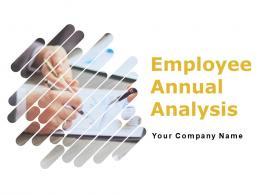 Employee Annual Analysis Powerpoint Presentation Slides