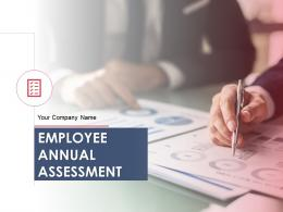 Employee Annual Assessment Powerpoint Presentation Slides