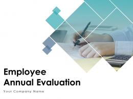 Employee Annual Evaluation Powerpoint Presentation Slides
