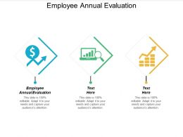 Employee Annual Evaluation Ppt Powerpoint Presentation Layouts Skills Cpb