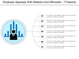 Employee Appraisal With Statistics And Silhouette 7 Features