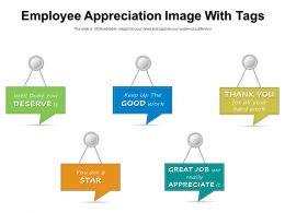 Employee Appreciation Image With Tags