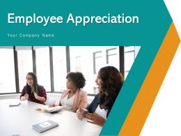 Employee Appreciation Target Achievement Engagement Performance Priority