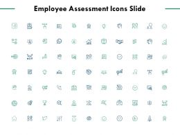 Employee Assessment Icons Slide Growth Management C720 Ppt Powerpoint Presentation Summary Graphic Tips