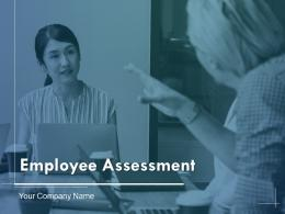 Employee Assessment Powerpoint Presentation Slides
