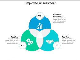 Employee Assessment Ppt Powerpoint Presentation Infographic Template Display Cpb