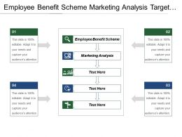 Employee Benefit Scheme Marketing Analysis Target Market Demographics