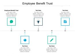 Employee Benefit Trust Ppt Powerpoint Presentation Portfolio Grid Cpb