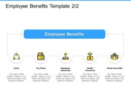 Employee Benefits Allowance Ppt Powerpoint Presentation File Inspiration