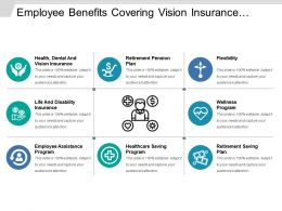 Employee Benefits Covering Vision Insurance Flexibility Assistance Program