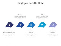 Employee Benefits HRM Ppt Powerpoint Presentation Show Slide Download Cpb