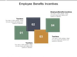 Employee Benefits Incentives Ppt Powerpoint Presentation Icon Ideas Cpb