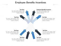 Employee Benefits Incentives Ppt Powerpoint Presentation Ideas Aids Cpb