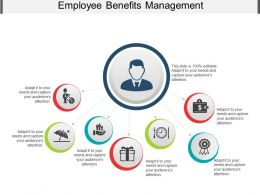Employee Benefits Management Ppt Diagrams