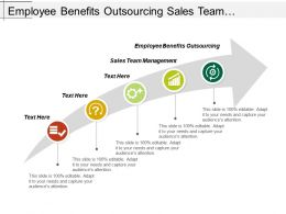 Employee Benefits Outsourcing Sales Team Management Sales Projection