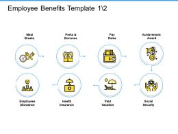 Employee Benefits Pay Ppt Powerpoint Presentation Infographics Download
