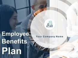 Employee Benefits Plan Powerpoint Presentation Slides