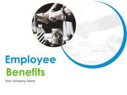 Employee Benefits Powerpoint Presentation Slides