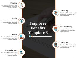 Employee Benefits Ppt Infographic Template Graphics Pictures