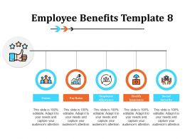 Employee Benefits Ppt Infographic Template Master Slide