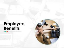Employee Benefits Ppt Infographic Template Styles