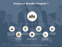 Employee Benefits Ppt Powerpoint Presentation Outline Mockup