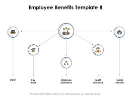 Employee Benefits Ppt Powerpoint Presentation Outline Objects