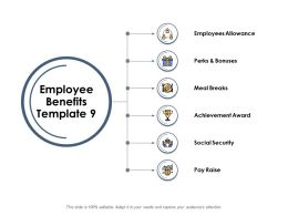 Employee Benefits Ppt Powerpoint Presentation Outline Outfit