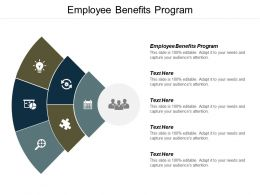 Employee Benefits Program Ppt Powerpoint Presentation File Formats Cpb