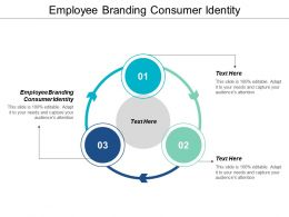 Employee Branding Consumer Identity Ppt Powerpoint Presentation Layouts Example File Cpb