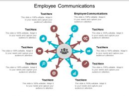 Employee Communications Ppt Powerpoint Presentation Infographic Template Design Ideas Cpb