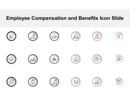 Employee Compensation And Benefits Icon Slide Performance K68 Ppt Slides