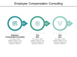 Employee Compensation Consulting Ppt Powerpoint Presentation Gallery Cpb