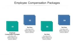 Employee Compensation Packages Ppt Powerpoint Presentation Gallery Slide Download Cpb