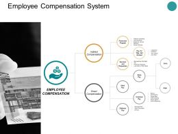 Employee Compensation System Ppt Powerpoint Presentation Objects