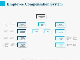 Employee Compensation System Ppt Powerpoint Presentation Pictures Sample