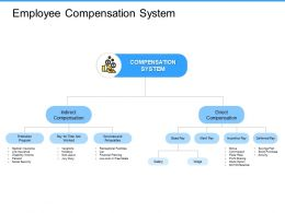 Employee Compensation System Services Ppt Powerpoint Presentation Model Aids
