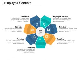 Employee Conflicts Ppt Powerpoint Presentation Show Display Cpb