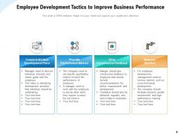 Employee Development Content Empowerment Engagement Workplace Performance Arrows