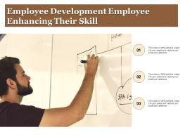 Employee Development Employee Enhancing Their Skill