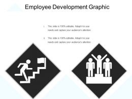 Employee Development Graphic