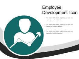 Employee Development Icon