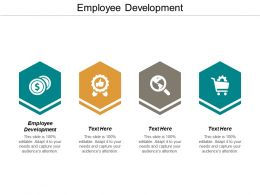 Employee Development Ppt Powerpoint Presentation Inspiration Picture Cpb