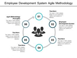 Employee Development System Agile Methodology Principles Company Survey Template Cpb