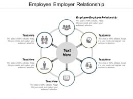 Employee Employer Relationship Ppt Powerpoint Presentation Summary Background Designs Cpb