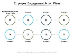 Employee Engagement Action Plans Ppt Powerpoint Presentation Styles Cpb