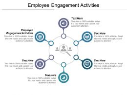 Employee Engagement Activities Ppt Powerpoint Presentation File Examples Cpb