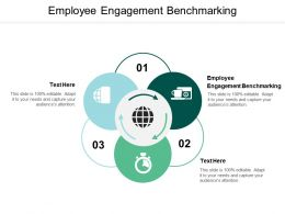 Employee Engagement Benchmarking Ppt Powerpoint Presentation Gallery Professional Cpb